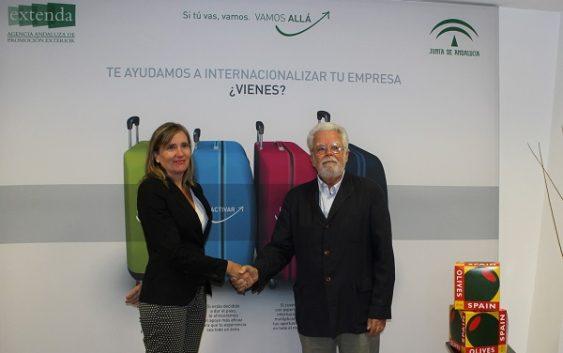 Extenda e Interaceituna renuevan su compromiso para promocionar la aceituna de mesa de España en el Reino Unido e India