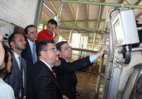 Luis Planas subraya la pujanza del sector cooperativo agroalimentario, que aporta el 60% de la producción final agraria española
