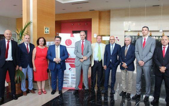 Sánchez Haro pide las infraestructuras pendientes y bonificar el agua desalada para asegurar el  futuro la agricultura almeriense