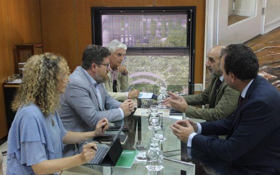 La Junta amplía su investigación sobre el efecto del cultivo de cebada en olivares para ahorrar agua y frenar la erosión