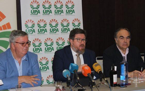 """Rodrigo Sánchez Haro resalta que la campaña oleícola, con más de 950.000 toneladas, ha sido """"mejor de lo esperado"""""""