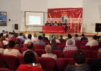 El proyecto de regadío que respalda la Junta en el Andévalo generará más de 360 empleos y 270.000 jornales anuales