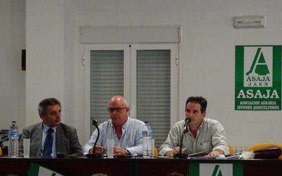 ASAJA Jaén pide junto a la Asociación de Regantes de la Presa de Siles que se declare con urgencia la zona de interés general