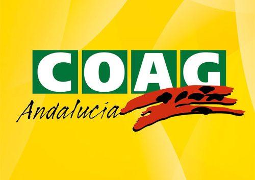 COAG Andalucía pide al Ministro de Agricultura que actúe con rapidez para resolver el inaceptable agravio cometido contra Andalucía