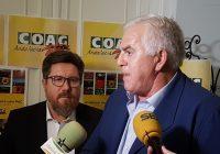 VÍDEO: COAG-A denuncia que Andalucía pierde más de 1.000 millones con esta PAC