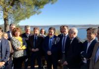 La Junta respalda con 12,4 millones la puesta en riego  de más de 5.200 hectáreas en la comarca del Andévalo