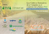ASAJA-Sevilla celebra el próximo 10 de julio, su XXXV Jornada de Cultivos Herbáceos