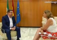 VÍDEO: Rodrigo Sánchez desgrana las claves de la futura Ley de Agricultura