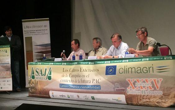"""Asaja: """"Es necesaria una mayor implicación de las Administraciones para la extensión de la agricultura de conservación"""""""