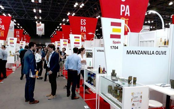Casi una treintena de empresas andaluzas presentan su oferta en la Feria 'Summer Fancy Food' de EE.UU