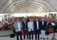"""Sánchez Haro pide la implicación de todas las administraciones para """"mantener nuestros pueblos habitados y vivos"""""""