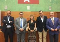 La Junta resalta el potencial económico y ambiental de los restos vegetales aprovechables que genera el olivar
