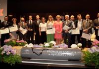 Abierto el plazo para la presentación de candidaturas a los Premios de Andalucía de Agricultura y Pesca