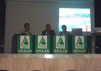 ASAJA Jaén sigue con las reuniones informativas con los futuros regantes de la Presa de Siles