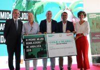 Azucarera y CaixaBank entregan el Premio  'Mejor Remolachero de Andalucía 2018'