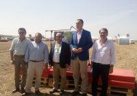 Más de mil agricultores asisten a la V edición de Expoalgodón en Lebrija