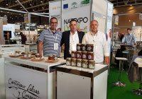 Extenda promociona la alimentación de calidad de siete empresas de Cádiz en la principal muestra de mercado ecológico de Francia