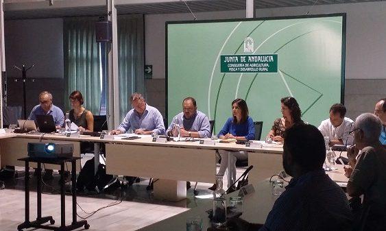 Constituido el comité encargado del seguimiento y revisión del Plan Director de las Dehesas de  Andalucía