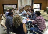 UPA Jaén logra el compromiso de la CHG para estudiar el posible riego coyuntural en esta campaña con el agua de la Presa de Siles