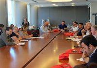 Una delegación de COAG Andalucía plantea en Bruselas la necesidad de defender el modelo social agrario