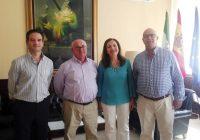 ASAJA-Jaén se reúne con la subdelegada del Gobierno para tratar temas como la PAC, seguros agrarios y el agua