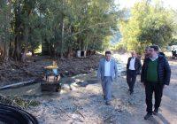 La Junta aprobará un decreto ley para apoyar el arreglo de caminos rurales andaluces dañados por el temporal