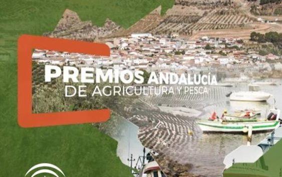 La Consejería de Agricultura, Pesca y Desarrollo Rural concede los Premios Andalucía de Agricultura y Pesca 2017