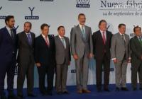 VÍDEO: Inauguración de la nueva planta del Grupo Ybarra