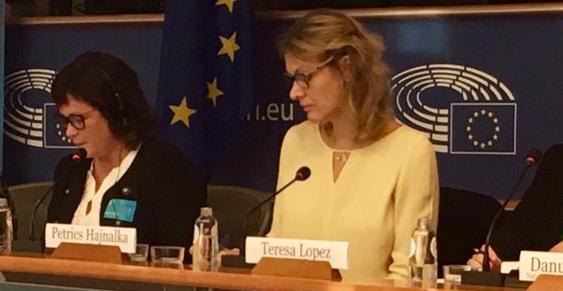 """FADEMUR acude a Bruselas para reclamar """"igualdad para todas las mujeres rurales europeas"""""""