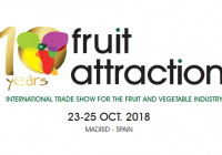 192 empresas andaluzas tienen confirmada su participación en Fruit Attraction 2018