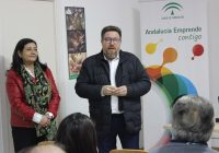 """Sánchez Haro insiste en el empeño de facilitar """"aún más""""  la incorporación de jóvenes a la actividad agraria"""