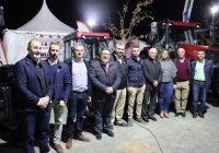 Sánchez Haro aplaude el escaparate de la Feria Agrícola y Ganadera de Huércal-Overa para las producciones locales