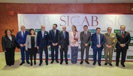 S.A.R. Doña Elena de Borbón y el Alcalde de Sevilla inauguran la 28ª Edición de SICAB 2018