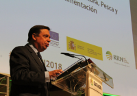 """Luis Planas: """"La agricultura del futuro deberá ser más inteligente, sostenible y competitiva"""""""