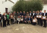 Entregados los Premios Nacionales de la Producción Ecológica 'Andrés Núñez de Prado' en Baena