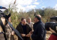 Quince municipios sevillanos podrán beneficiarse de las ayudas de la Junta para el arreglo de caminos dañados por el temporal