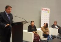 """Luis Planas: """"Es una prioridad apoyar la producción ecológica e impulsar su consumo en España"""""""