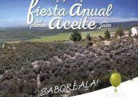 La V Fiesta Anual del Primer Aceite de Jaén se celebrará en Úbeda el 24 y 25 de noviembre