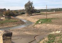La CHG finaliza la adecuación y restauración del cauce del río Corbones a su paso por Puebla de Cazalla (Sevilla)