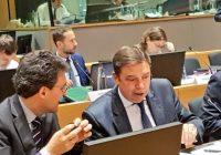 Luis Planas anima a avanzar en los debates dentro de la UE sobre reforma de la PAC durante el próximo semestre