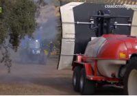 VÍDEO: Inspección Técnica de maquinaria aplicadora de fitosanitarios en Astego Iteafsevilla