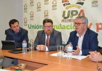 UPA Andalucía se reúne con el consejero de Agricultura para hacer balance agrario de 2018