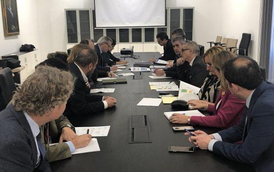 El  MITECO  presenta a los comités de autoridades competentes del Guadalquivir, de Ceuta y de Melilla los avances en el Plan DSEAR