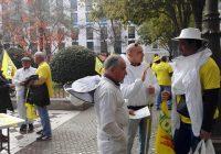 Los apicultores reclaman un mayor control de las importaciones de baja calidad, especialmente de China