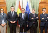 Luis Planas se reúne con representantes de la Red de Campus de Excelencia Internacional con Actividad Agroalimentaria