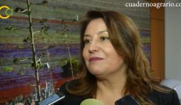 Carmen Crespo recalca su compromiso con el sector agroalimentario para eliminar las trabas burocráticas