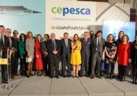 Luis Planas destaca la importancia de los premios de periodismo de Cepesca para dar mayor visibilidad a la actividad pesquera