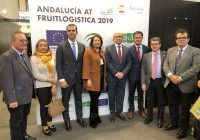 """Carmen Crespo: """"Andalucía exporta agricultura sostenible, tecnología y salud al resto del mundo"""""""