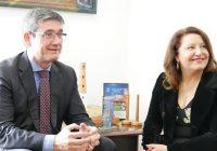 """Carmen Crespo afirma que la voluntad de la Junta es ser una administración """"más cercana"""" a los municipios"""