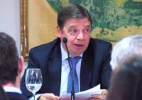 """Luis Planas: """"Es momento de pasar a la acción contra el despoblamiento, una prioridad política para este Gobierno"""""""